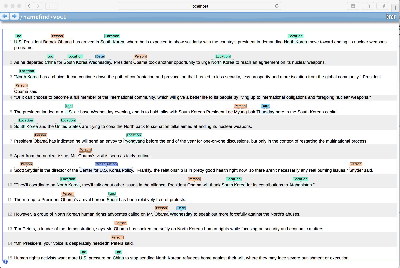 Apache OpenNLP Developer Documentation